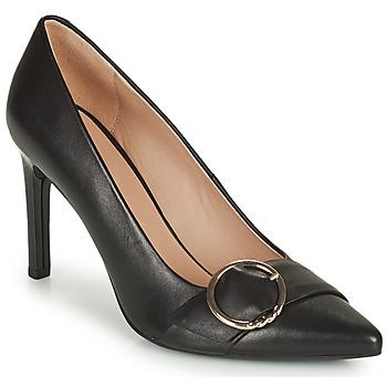 Shoes Women Heels Geox FAVIOLA Black