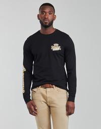 Clothing Men Long sleeved tee-shirts Diesel T-DIEGOS-LS-K27 Black