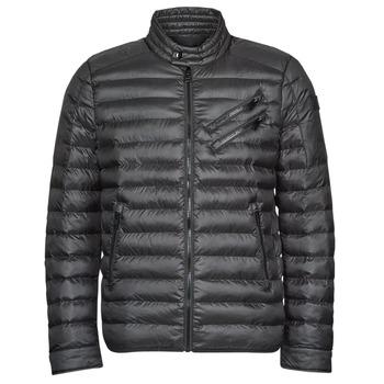 Clothing Men Duffel coats Diesel W-DOLMIR-21 Black