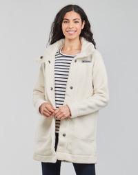 Clothing Women Coats Columbia PANORAMA LONG JACKET White