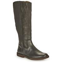 Shoes Women High boots Kickers TINTTA Black