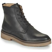 Shoes Women Mid boots Kickers OXIGENO Black