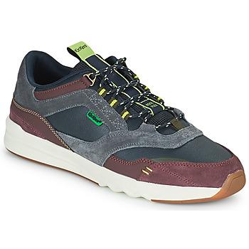 Shoes Men Low top trainers Kickers KOOLFLEX Marine / Bordeaux
