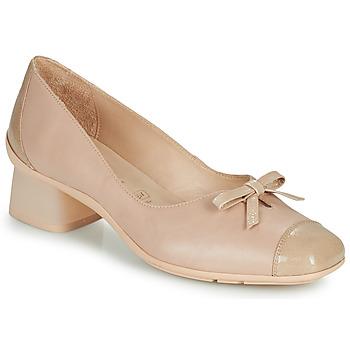 Shoes Women Heels Hispanitas VENECIA Beige