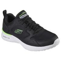 Shoes Men Low top trainers Skechers  Black