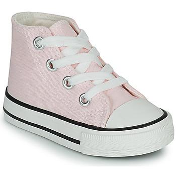 Shoes Girl Hi top trainers Citrouille et Compagnie OFRIMOUSSE Lavender