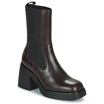 Shoes Women Ankle boots Vagabond Shoemakers BROOKE Brown