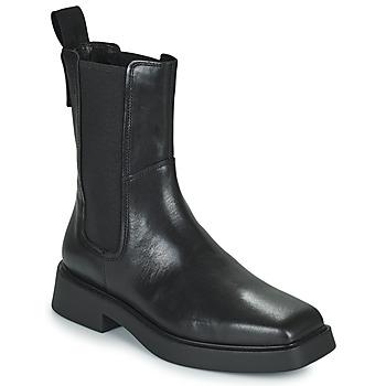 Shoes Women Mid boots Vagabond Shoemakers JILLIAN Black