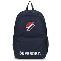 Bags Rucksacks Superdry SUPERDRY CODE MONTANA Blue