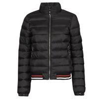 Clothing Women Duffel coats Superdry FUJI BOMBER Black