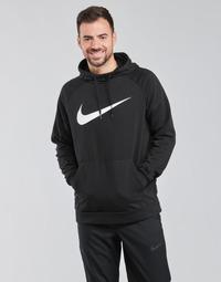 Clothing Men Sweaters Nike NIKE DRI-FIT Black