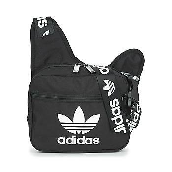 Bags Pouches / Clutches adidas Originals AC SLING BAG Black