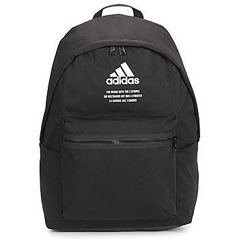 Bags Rucksacks adidas Performance CL BP FABRIC Black