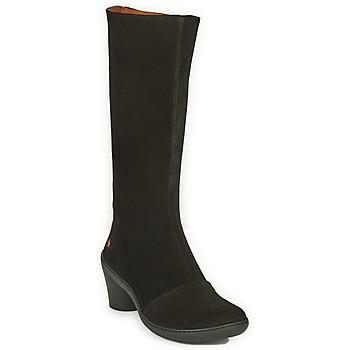 Shoes Women High boots Art ALFAMA Black