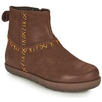 Shoes Women Mid boots Art RHODES Brown