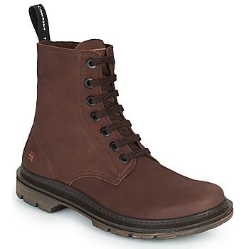 Shoes Mid boots Art BIRMINGHAM Brown