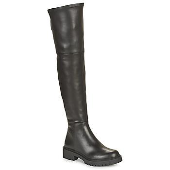 Shoes Women High boots Unisa GINKO Black