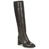 Shoes Women High boots Unisa USOLA Black