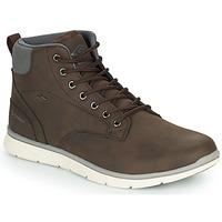 Shoes Men Hi top trainers Umbro LAYNE Brown