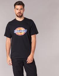 Clothing Men short-sleeved t-shirts Dickies HORSESHOE TEE MEN Black