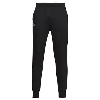 Clothing Men Tracksuit bottoms Kappa ZANT Black