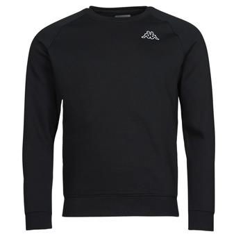 Clothing Men Sweaters Kappa CAIMALI Black