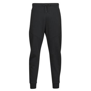 Clothing Men Tracksuit bottoms Nike NIKE SPORTSWEAR TECH FLEECE Black