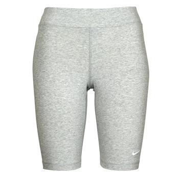 Clothing Women Leggings Nike NIKE SPORTSWEAR ESSENTIAL Grey / White