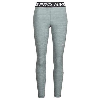 Clothing Women Leggings Nike NIKE PRO 365 Grey / Black / White
