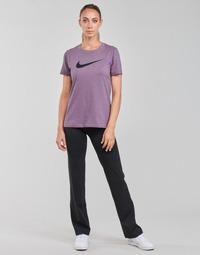 Clothing Women Tracksuit bottoms Nike W NK PWR CLASSIC PANT Black