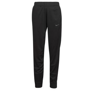Clothing Women Tracksuit bottoms Nike W NSW PK TAPE REG PANT Black