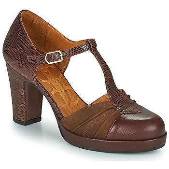 Shoes Women Heels Chie Mihara JUDETA Brown
