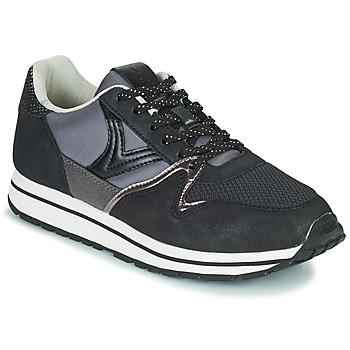 Shoes Women Low top trainers Victoria INGLESA LONA Black