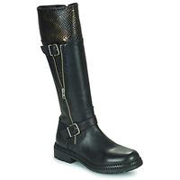 Shoes Women High boots Regard CACHY Black