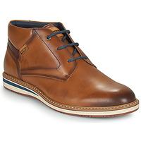Shoes Men Mid boots Pikolinos AVILA Brown