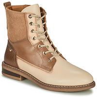 Shoes Women Mid boots Pikolinos ALDAYA Beige