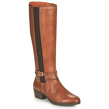 Shoes Women High boots Pikolinos DAROCA Brown