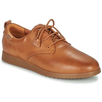 Shoes Women Derby Shoes Pikolinos MALLORCA Brown