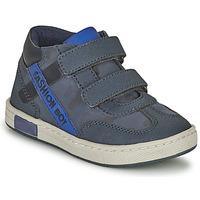 Shoes Boy Hi top trainers Chicco CORFU Marine