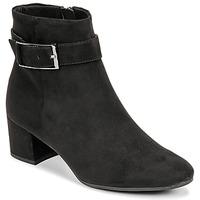 Shoes Women Ankle boots Tamaris LASTIN Black