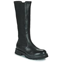 Shoes Women High boots Moma DOORS Black