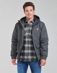 Clothing Men Jackets Dickies NEW SARPY JACKET Grey