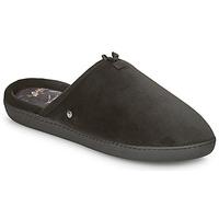 Shoes Women Slippers Isotoner 97313 Black