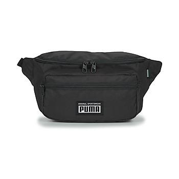 Bags Men Bumbags Puma PUMA Academy Waist Bag Black