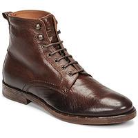 Shoes Men Mid boots Kost MILITANT 67 Cognac