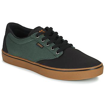 Shoes Men Low top trainers Etnies FUERTE Green / Gum