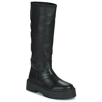 Shoes Women High boots Musse & Cloud BRULI Black