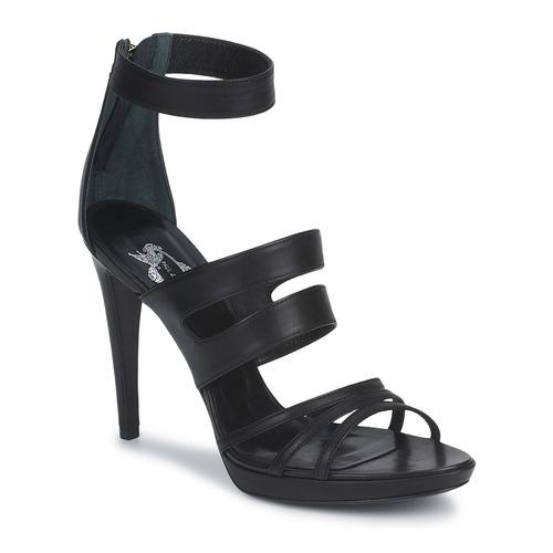 Shoes Women Sandals Paul & Joe STARGATE Black