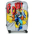 American Tourister  MARVEL LEGENDS POP ART 77 CM  womens Hard Suitcase in Multicolour