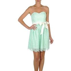 Clothing Women Short Dresses Morgan RORT Green